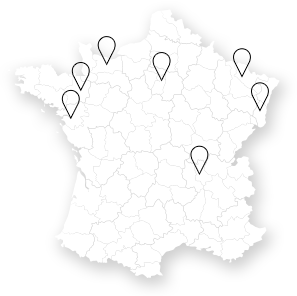 Nos réunions d'information en France