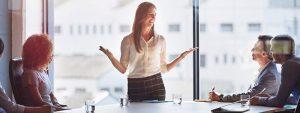 Entreprise management de transition