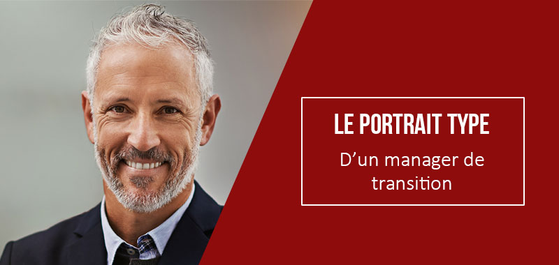Portrait d'un manager de transition