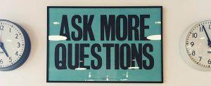questionnement entretien client
