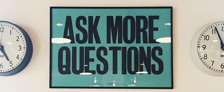 art du questionnement